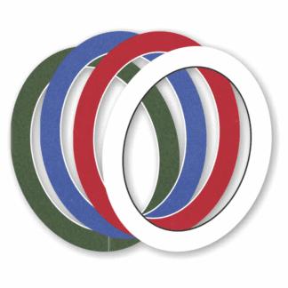 ovales Passepartout