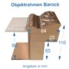Barock-Objektrahmen